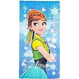 'Disney Frozen Frozen de toalla de playa/toalla