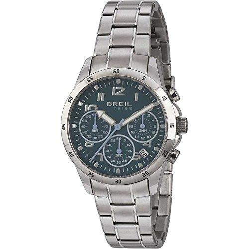 BREIL Reloj Tribe Circuito Hombre Cronógrafo Azul - EW0378