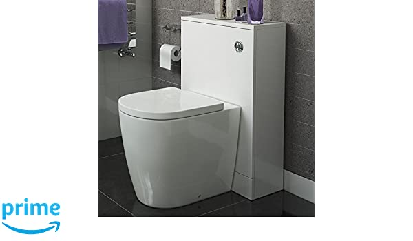 Soak arredo bagno mobile nascondi cassetta di scarico wc da