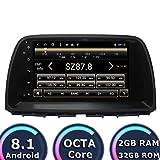 ROADYAKO 32GB Android 8.1 Auto Teile Medien für Mazda CX-5 2014 2015 2016 Auto Stereo Radio GPS Navigation WiFi 2 GB RAM 3G RDS MirrorLink FM AM BT SWC