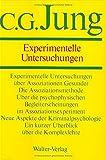 C.G.Jung, Gesammelte Werke. Bände 1-20 Hardcover: Gesammelte Werke, 20 Bde., Briefe, 3 Bde. und 3 Suppl.-Bde., in 30 Tl.-Bdn., Bd.2, Experimentelle Untersuchungen