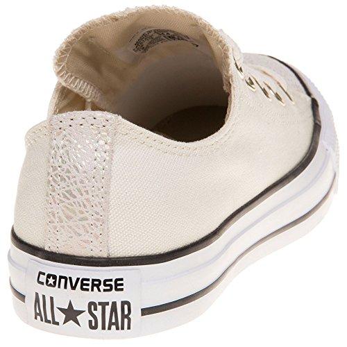 CONVERSE Chuck Taylor All Star Season Ox, Unisex - Sneaker Natural