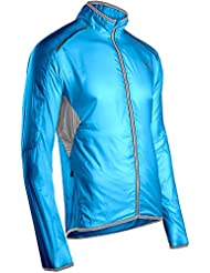 Sugoi Helium chaqueta cortavientos para lluvia chaqueta, bicicleta chaqueta al aire libre