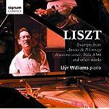 Liszt: Années de Pèlerinage, deuxième année: Italie S161