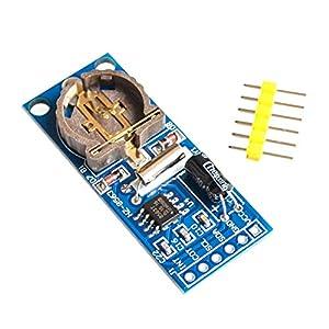 Ogquaton Premium PCF8563 PCF8563T 8563 IIC Echtzeituhr RTC-Modulplatine Überlegen gegenüber DS3231 AT24C32 Praktisch