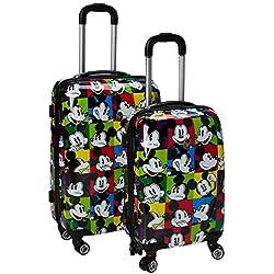 Fabrizio Juego de maletas, multicolor (Varios colores) - 2054085