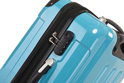 518dDCzlK8L - Beibye 2048 - Juego de 3 maletas rígidas (policarbonato)