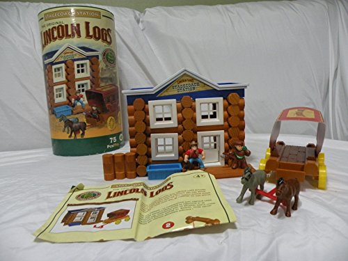 lincoln-logs-stage-coach-station