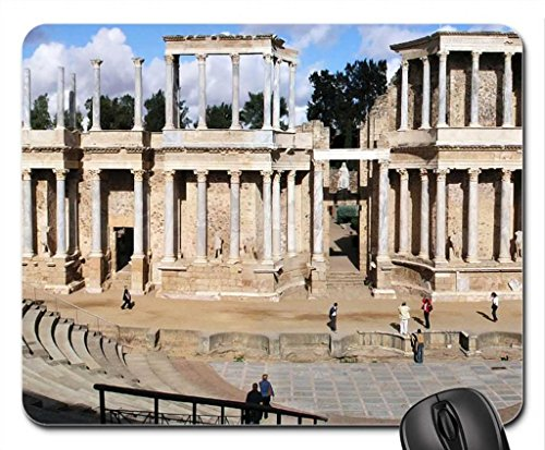 merida-roman-theatre-spain-mouse-pad-mousepad-ancient-mouse-pad