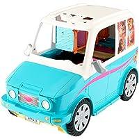 Barbie - Coche-Parque de Perritos (Mattel DLY33)