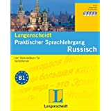 Langenscheidt Praktischer Sprachlehrgang Russisch, Ein Standardkurs für Selbstlerner, mit 4CDs (Langenscheidt Praktische Sprachlehrgän