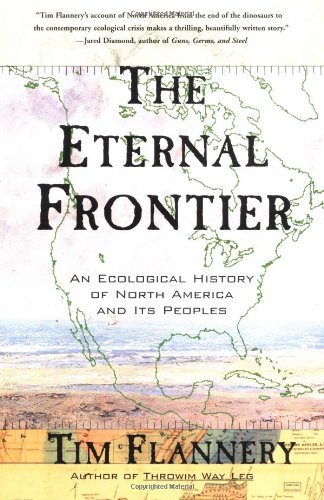 The Eternal Frontier por Tim Flannery