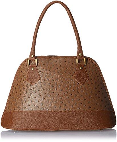 Alessia74 Women\'s Handbags (Light Brown) (SU008A)