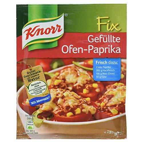 Preisvergleich Produktbild Knorr Fix Gefüllte Ofen-Paprika 4 Portionen