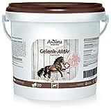 AniForte Teufelskralle Gelenk Aktiv Pulver 1kg für Pferde - Natur Pur, Unterstützung Gelenke, Gelenkfunktion, Beweglichkeit, Bewegung, Agilität, Vitalität Bewegungsfreude