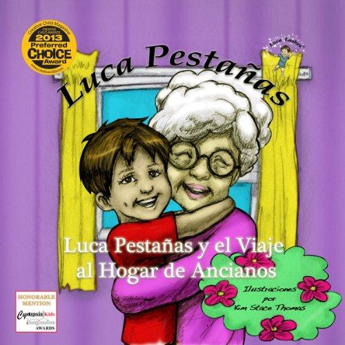 Luca Pestañas Visita su Bisabuela (Luca Lashes) por Luca Lashes LLC