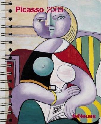 Picasso 2009 Calendar