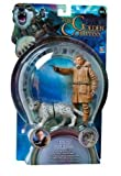 The Golden Compass 4 Inch Action Figure - Lord Asriel with Stelmaria and Snow Leopard Daemon by PopCo