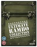 Rambo 1-4 [Edizione: Regno Unito] [Blu-Ray] [Import]