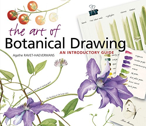 The Art of Botanical Drawing: An Introductory Guide par Agathe Ravet-Haevermans