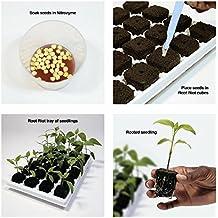 Growth Technology–Bandeja Blanco PVC