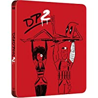Deadpool 2 Blu-Ray Steelbook