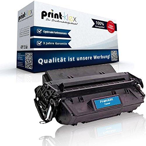 Print-Klex kompatibler Toner für HP Laserjet 2300 2300D 2300DN 2300DTN 2300L 2300N 2300TN 2300M Q2610A 2610A 10A XXL , 6.000 Seiten