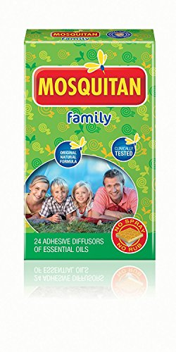 Mosquito Patches Insect Repellent Deet free perfect for the family.