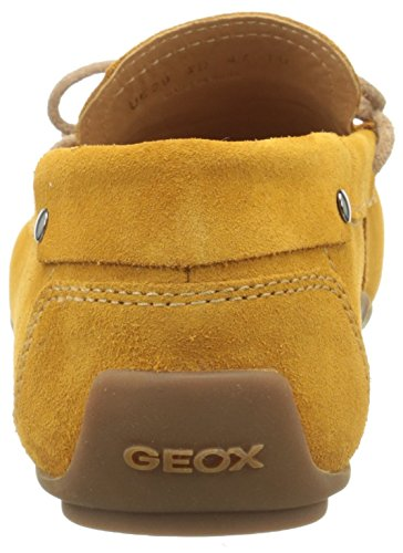 Geox U Giona D, Mocassins Homme Jaune (C5046)