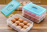 Skywalk Plastic 24 Eggs Airtight Storage...