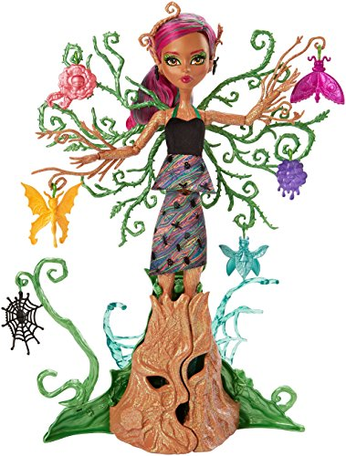 Monster High Ninfas, Treesa Thornwillow Mattel Spain FCV59