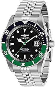 Invicta Men's Automatic Watch, Analog Display and Stainless Steel Strap 2