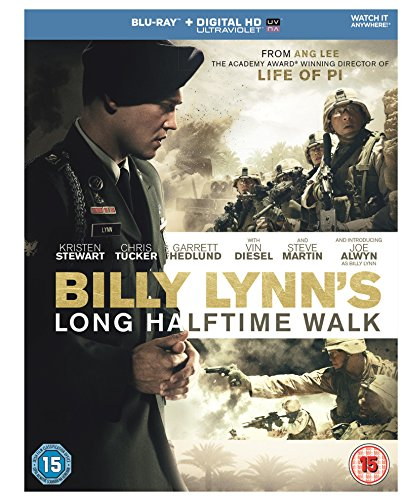 Billy Lynn's Long Halftime Walk [Blu-ray] [UK Import]