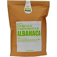 Kit de cultivo ALBAHACA