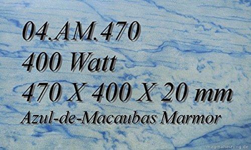 CALEFACCION POR INFRARROJOS–CALEFACTOR DE INFRARROJOS ELECTRICO (MARMOL MAGMA CALEFACCION 400W 04  AM 470