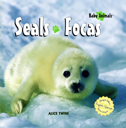 Seals/Focas (Baby Animals) por Alice Twine