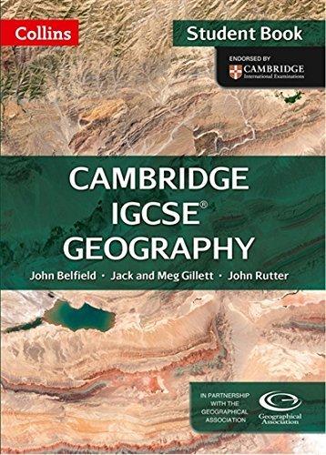 Cambridge IGCSE Geography Student Book (Collins Cambridge IGCSE)