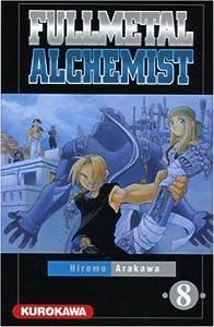 Fullmetal Alchemist Edition simple Tome 8
