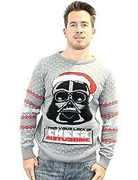 Offizielles Star Wars-Darth Vader-Pullover