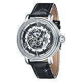 Thomas Earnshaw Herren-Armbanduhr Longcase Analog Automatisch ES-0032-01