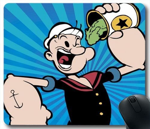 popeye-the-sailor-u84e1f-gaming-mouse-pad-tapis-de-souriscustom-mousepad