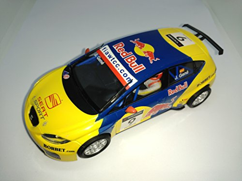 Scalextric Seat leon altaya colección seat sport