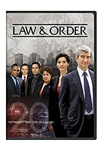 Law & Order: The Twentieth Year [Import USA Zone 1]