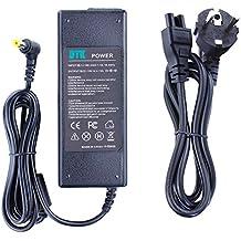 Dtk® Unidad de alimentación para portátil Acer Aspire High Quality Output: 19V 4.74A 90W (75W 65W Compatible) Cargador y adaptador