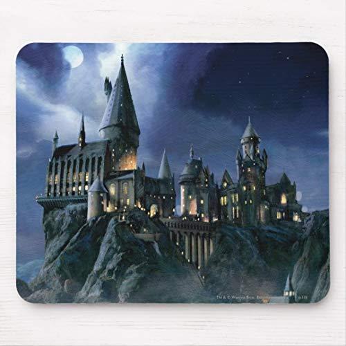 Preisvergleich Produktbild JAMILA Harry Potter-Schloss / Moonlit Hogwarts Harry Potter-Schloss / Moonlit Hogwarts Mousepad