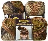 Lion Marke Garn 600–616Outlander, Claire 's heldenhaften Heilung mit (Crochet)