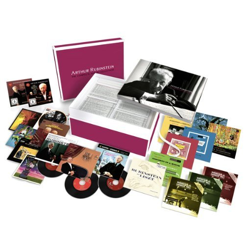 Arthur Rubinstein - Complete Album Collection by Arthur Rubinstein (2012-01-10)