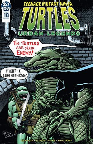 Teenage Mutant Ninja Turtles: Urban Legends #18 (English ...