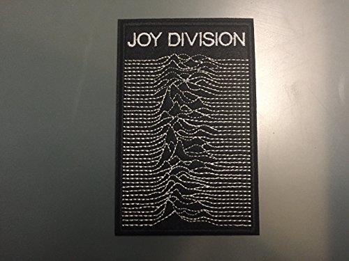 Preisvergleich Produktbild Joy Division Patch–7,6cm X41/5,1cm Unbekannt pleausures