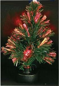 Mini Fibre Optic Christmas Tree Decoration